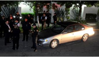 Foto: Nueve hombres fueron detenidos en alcoholímetro de la CDMX, 22 de septiembre de 2019 (@CuajnoticiaCDMX)