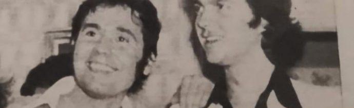 """Imagen: """"Se nos fue Camilo Sesto, una de las voces más importantes de la música de España y Latinoamérica. dolo indiscutible."""", 8 de septiembre de 2019 (Twitter @RAPHAELartista)"""