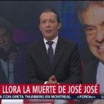 FOTO: Realizarán homenaje a José José en Azcapotzalco, 28 septiembre 2019
