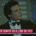 FOTO: Recordamos el debut de José José en el cine, 28 septiembre 2019