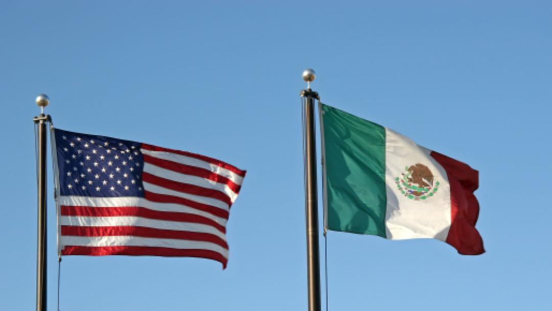 FOTO: México y EEUU refrendan lazos de amistad con abrazo binacional, el 22 de febrero de 2020
