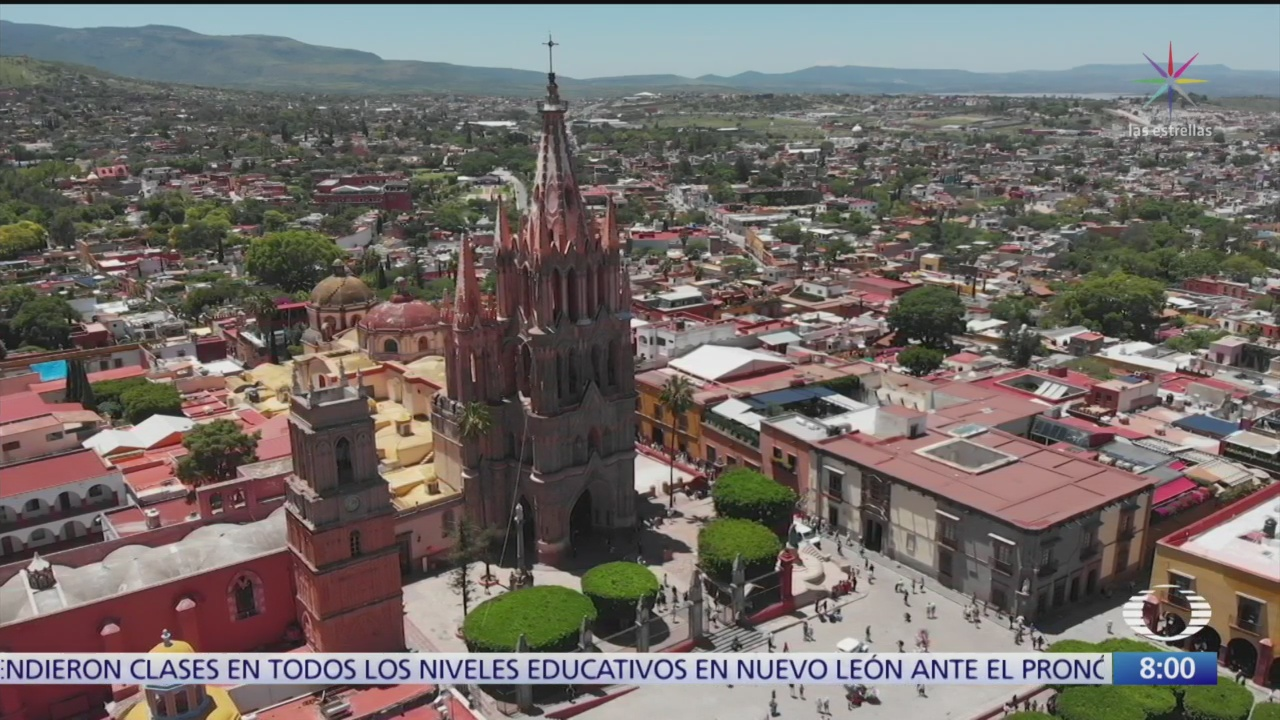San Miguel de Allende, la mejor ciudad para visitar en México