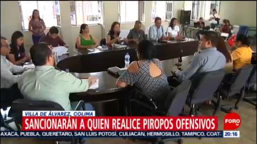 Foto: Sancionarán Acoso Callejero Villa De Álvarez Colima 9 Septiembre 2019