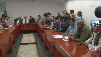 Foto: Senado Aprueba Dictámenes Leyes Secundarias Nueva Reforma Educativa