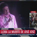 FOTO: Sergio Mayer lamenta la muerte de José José, 28 septiembre 2019