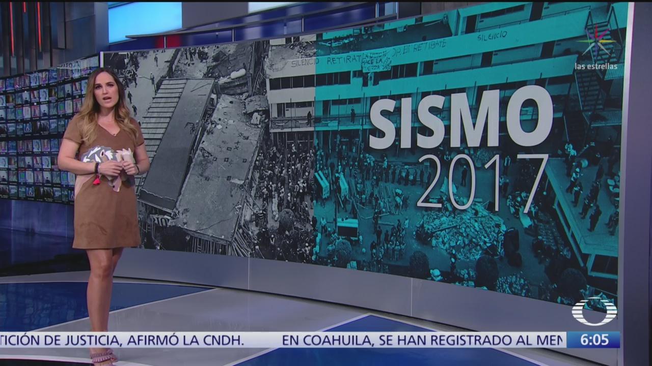 Siguen daños en escuelas por sismo del 19S