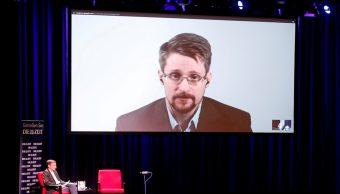 Francia rechaza última solicitud de asilo de Snowden