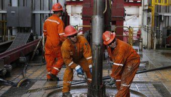Foto: Trabajadores de Pemex, 30 de octubre de 2014, Veracruz