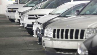 vehículos subastados del Senado