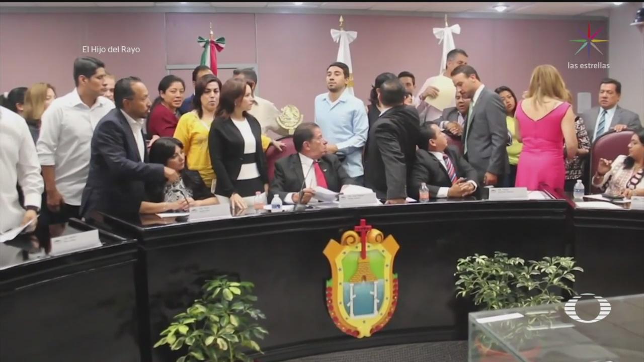 Foto: Jorge Winckler Separación Fiscal Veracruz 3 Septiembre 2019