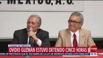 FOTO: Abogados familia Chapo agradecen AMLO por liberación Ovidio