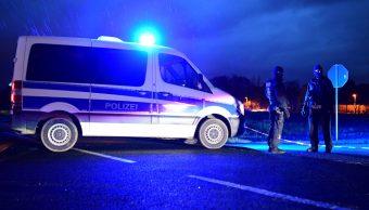 """FOTO Alemania califica de """"atentado"""" el ataque a sinagoga en Halle (EFE)"""