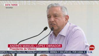 FOTO: AMLO reitera que se tomó la mejor decisión en Culiacán, 20 octubre 2019