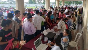Foto: Asamblea de Morena en el Distrito 02, en Cárdenas, Tabasco, 20 octubre 2019