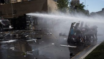 Foto: Asciende a 18 la cifra de muertos durante las protestas en Chile, 23 de octubre de 2019, Chile
