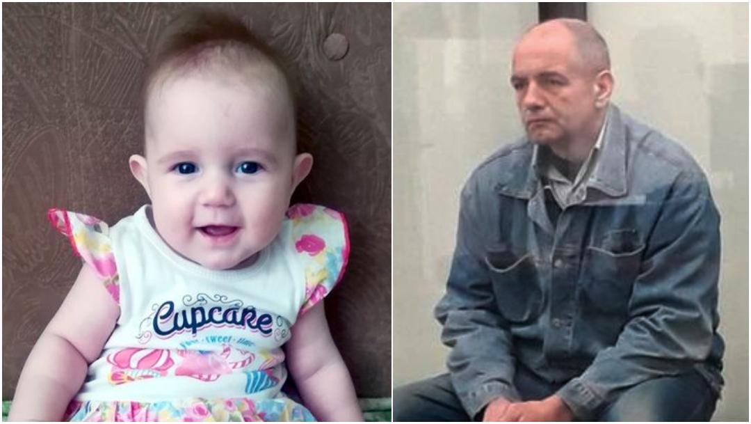 Foto: Asesino de bebé de ocho meses es condenado a pena de muerte. 28 octubre 2019