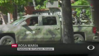 Foto: Rescate Cártel Sinaloa Ovidio Guzmán 21 Octubre 2019
