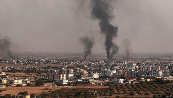 Turquía lanzó una ofensiva contra las fuerzas kurdas