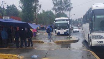 Foto Campesinos bloquean Cámara de Diputados y suspenden labores