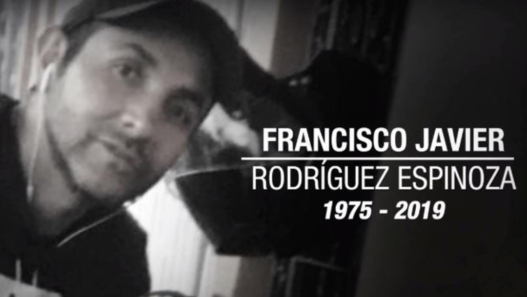 """Foto: Javier Rodríguez Espinoza """"Woody"""", camarógrafo de Televisa, falleció a los 44 años de edad"""