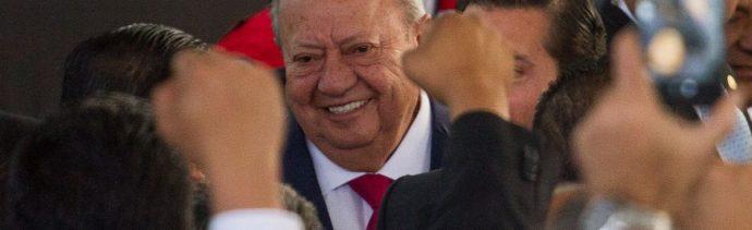 Carlos Romero Deschamps, exlider petrolero renuncia