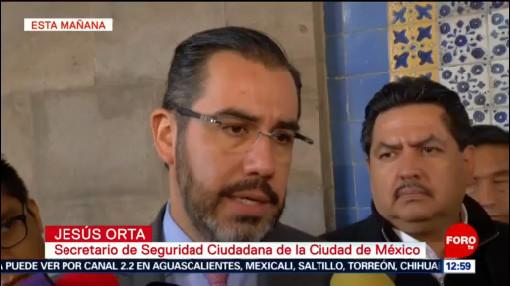 CDMX advierte que habrá detenidos en marcha 2 de octubre, si es necesario