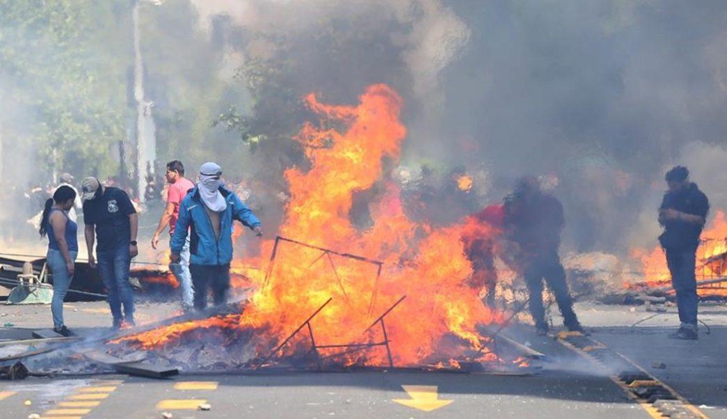Resultado de imagen para Asciende a 11 los fallecidos por disturbios en Chile