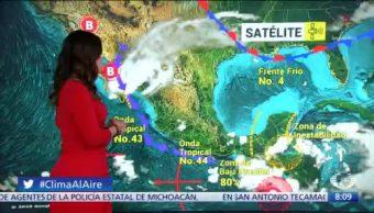 Clima Al Aire: Sigue tiempo seco y caluroso en CDMX