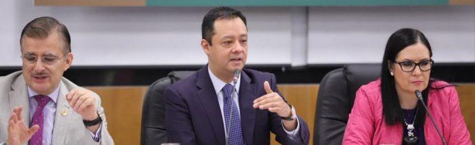 Gabriel Yorio, subsecretario de Hacienda.