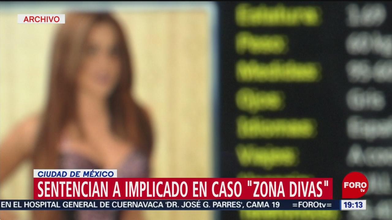 Foto: Condenan 39 Años Cárcel Socio Zona Divas 1 Octubre 2019