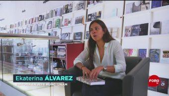 FOTO: Conoce la editorial del Museo de Arte Contemporáneo de la UNAM, 13 octubre 2019
