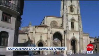 Conociendo la catedral de Oviedo