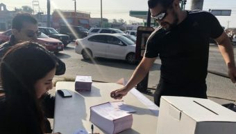 Consulta ciudadana en Baja California por Ley Bonilla