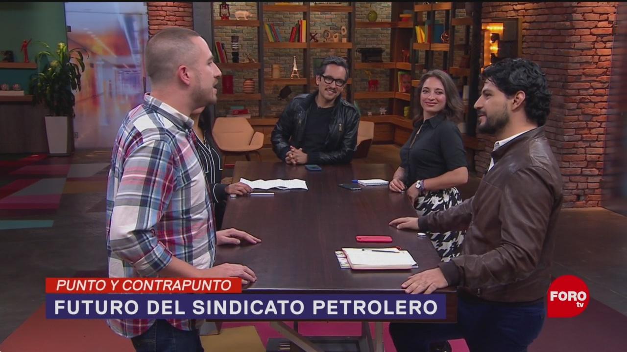 Foto: Futuro Sindicato Pemex 17 Octubre 2019