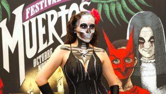 Foto: La Secretaría de Turismo de la Ciudad de México informó que la ocupación hotelera para estas fechas es del 100%, 15 de octubre de 2019 (Milton Martínez /Secretaría de Cultura/Cuartoscuro.com)