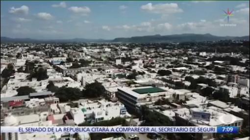 Culiacán, Sinaloa, en reconstrucción