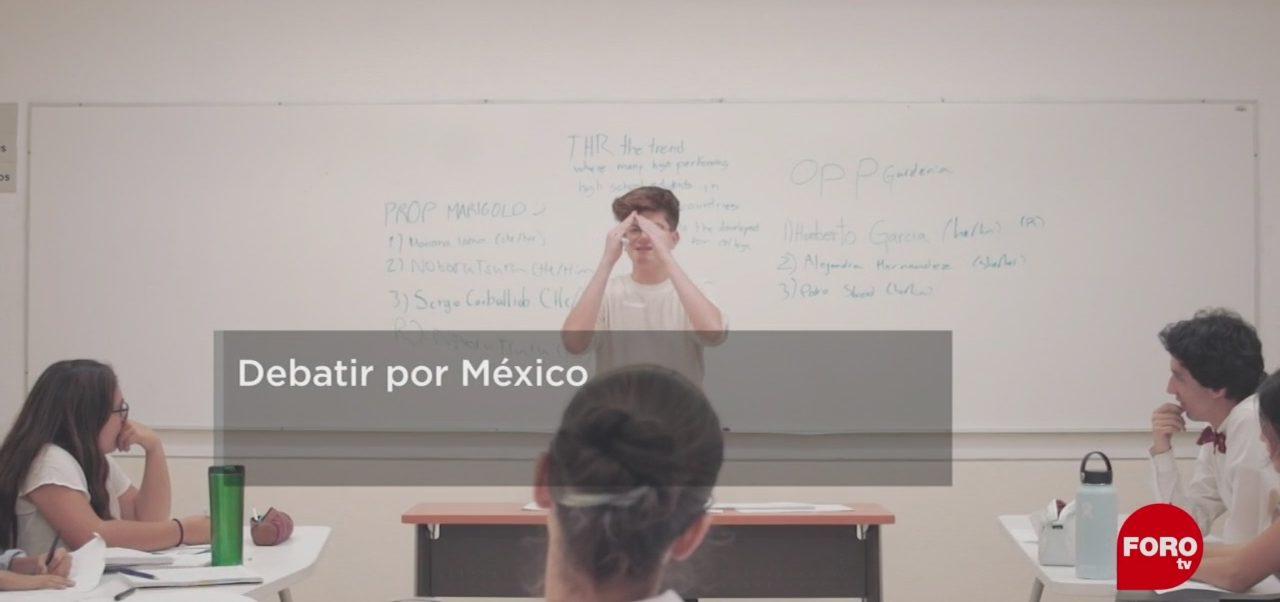 FOTO: Debatir por México, 5 octubre 2019