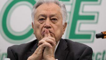Imagen: Lo que no sorprende es que no tenga el tino y la inteligencia de los mexicanos para renunciar y apartarse de su cargo, 2 de octubre de 2019 (Moisés Pablo /Cuartoscuro.com)