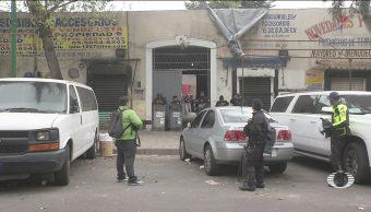 Foto: Decomisan Armas Drogas Tepito CDMX Hoy 22 Octubre 2019