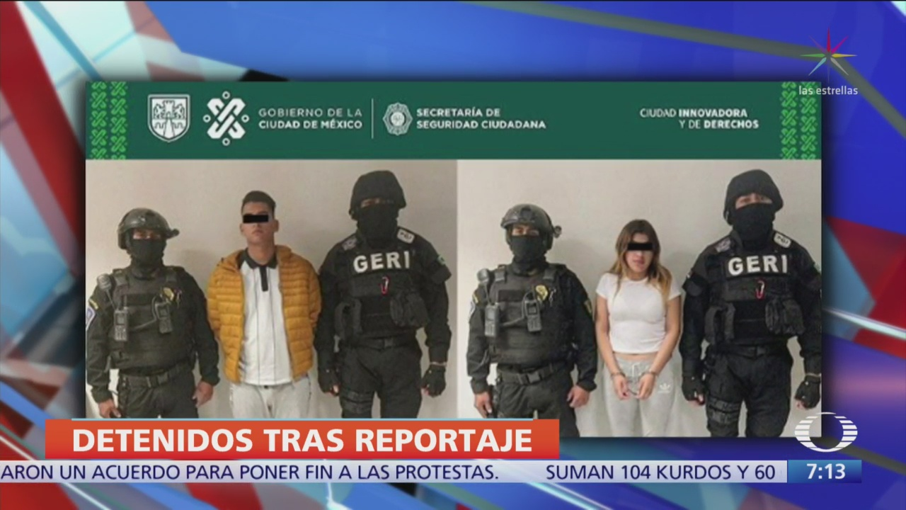 Detienen a banda de taxistas secuestradores tras reportaje en Despierta