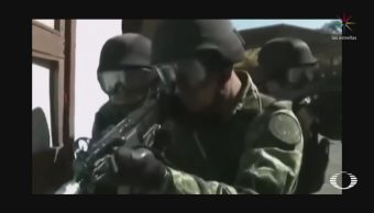 Foto: Videos Operativo Militar Culiacán Sinaloa 21 Octubre 2019