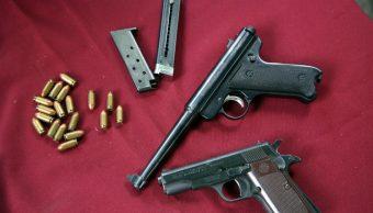 FOTO Diputado propone que cada mexicano posea arma para defensa personal (Cuartoscuro/Margarito Pérez)