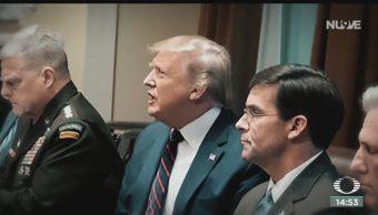 FOTO: Donald Trump Pelosi Enfrentan Discusión Acalorada