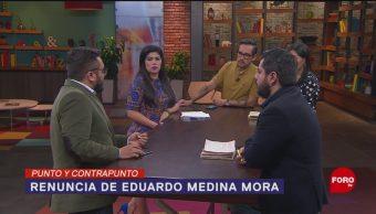 Foto: Eduardo Medina Mora Deja Vacante Scjn 7 Octubre 2019