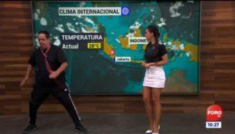 El clima internacional en Expreso del 15 de octubre del 2019