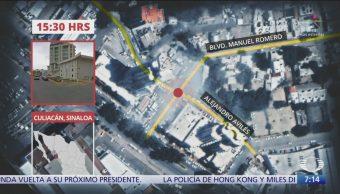 El mapa de las balaceras en Culiacán, Sinaloa