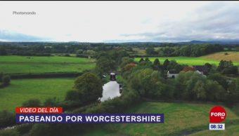 #ElVideodelDía: Paseando por Worcestershire