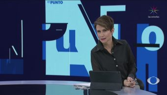 Foto: En Punto Denise Maerker Televisa Programa Completo 15 Octubre 2019
