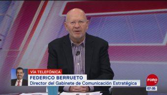 Encuestas sobre aprobación de AMLO tras hechos violentos en Culiacán