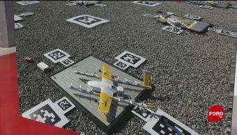 FOTO: Entregas por dron ya son una realidad,
